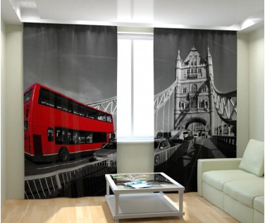 Фотошторы Лондон