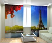 Фотошторы Париж