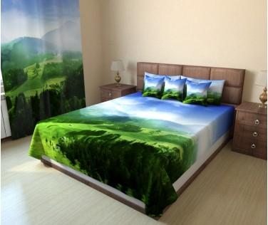 Фотопокрывало альпийские луга