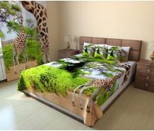 Фотопокрывало жираф