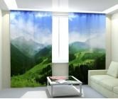 Фотошторы альпийские луга
